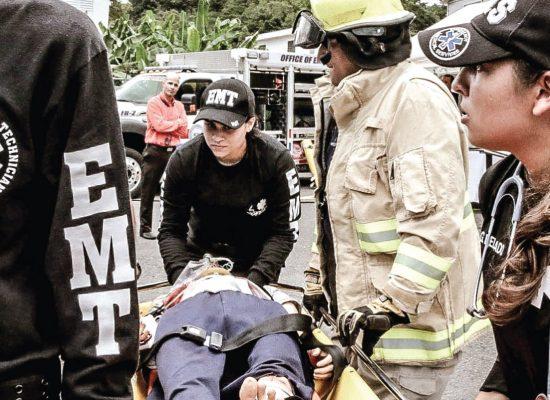 Emergencias Médicas (Paramédico)