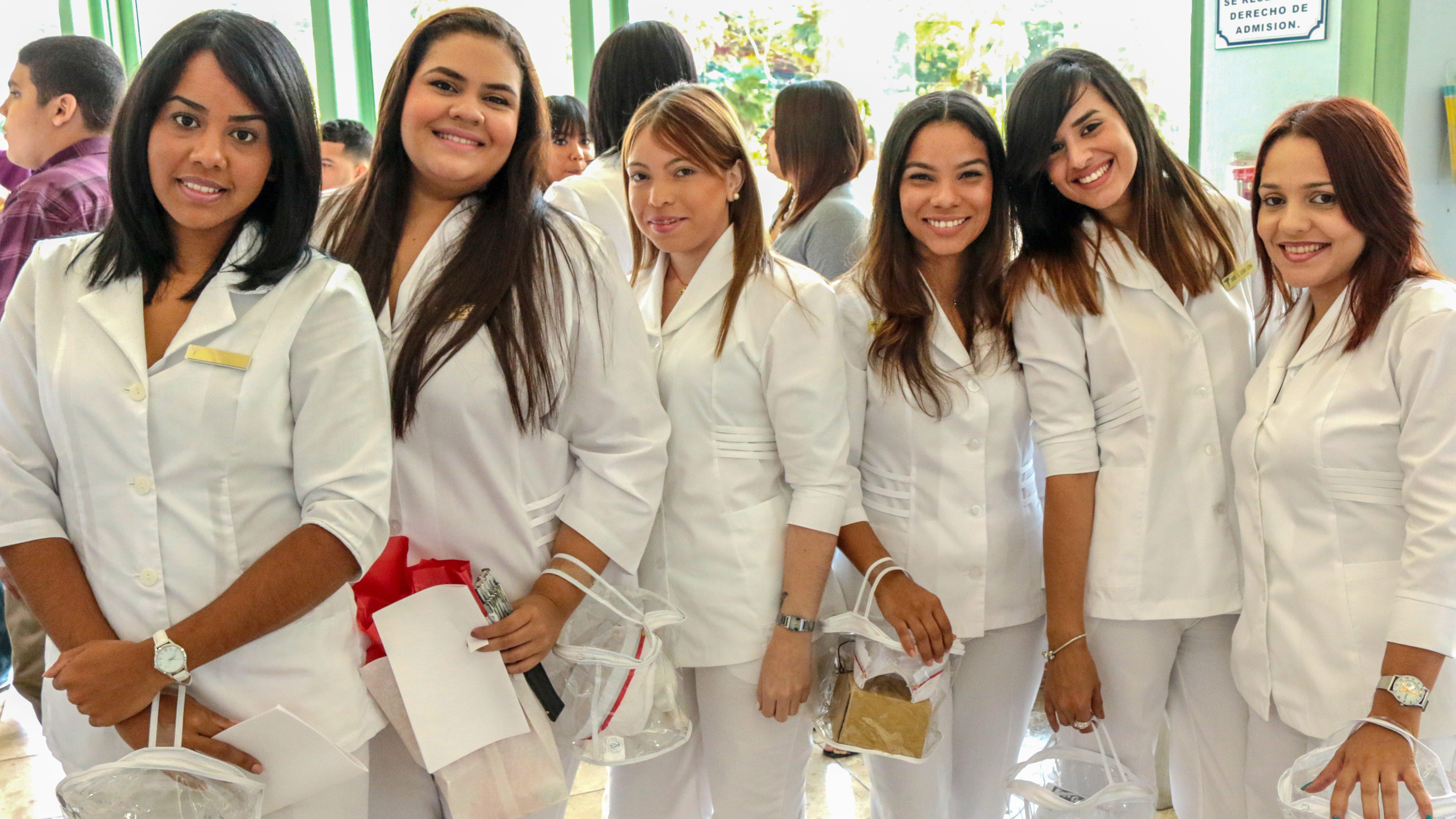 Ceremonia de Iniciación a la Profesión de Enfermería
