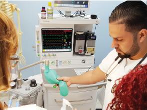 Ciencias en Enfermería con Especialidad en Anestesia