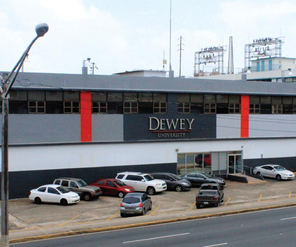Dewey University, Recinto de Hato Rey