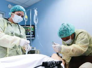 Maestría enCiencias en Enfermería con Especialidad en Cuidado Crítico