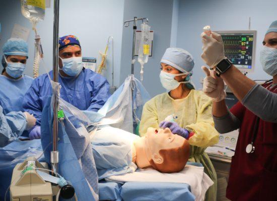 Laboratorio de Anestesia Recinto de Hato Rey
