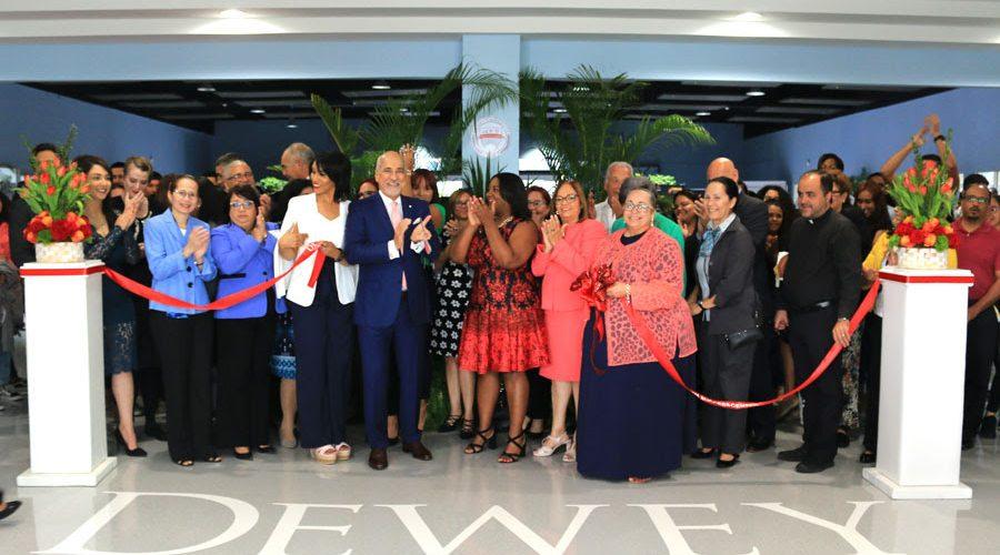 Dewey University inaugura el 1er STEM Success Center en Puerto Rico
