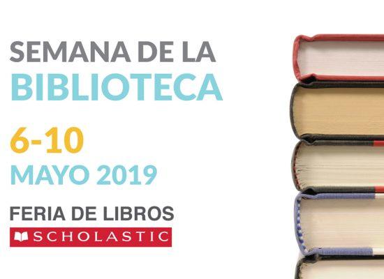 Acompáñanos a Celebrar la Semana de la Biblioteca