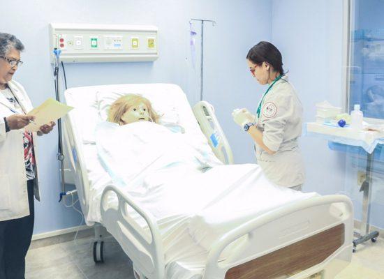 Pronto tendremos las unidades de medicina y cirugía