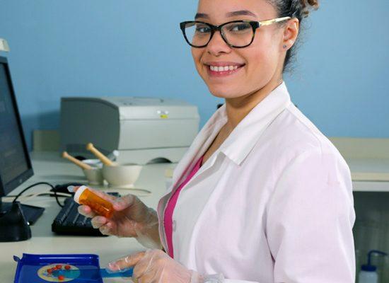 Técnico de Farmacia