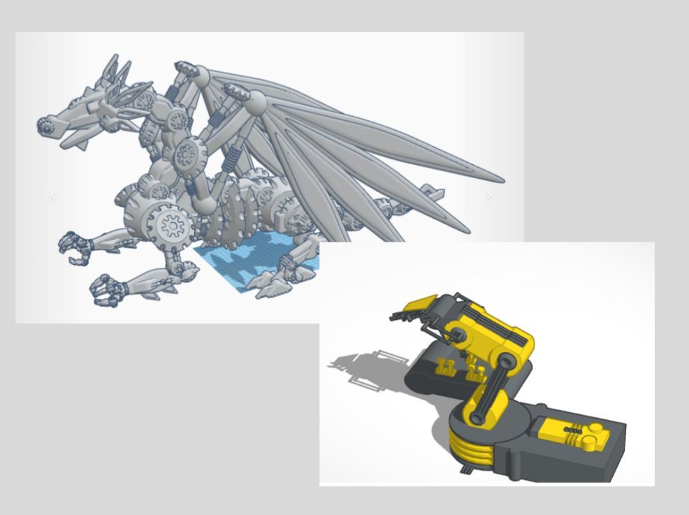 The Tinker Dragon